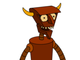 The Robot Devil