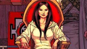 Comic Book Origins Talia Al Ghul