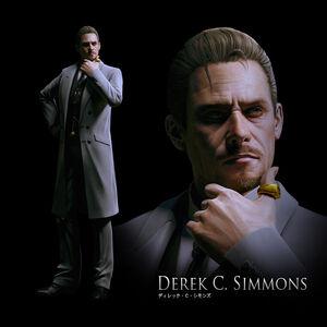 Derek C. Simmons