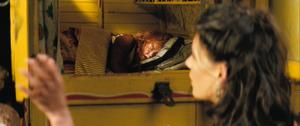 Ditchwater Sal sleeping