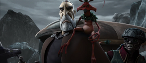 Dooku questioned