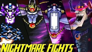 Evolution of Nightmare Battles in Kirby Games (1993-2019)