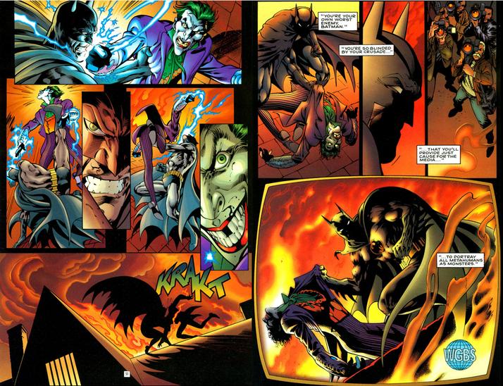 Joker (JLA: The Nail)   Villains Wiki   FANDOM powered by Wikia