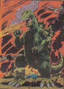 Marvel Godzilla Full