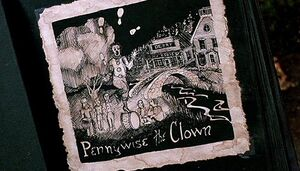 Pennywise's Picture