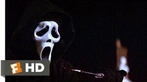 Scream 2 (3 12) Movie CLIP - Omega Beta Killer (1997) HD
