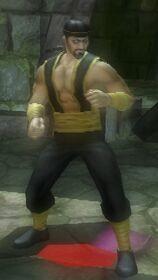 Shang Tsung young
