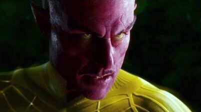 Sinestro Post-credits scene Green Lantern Extended cut