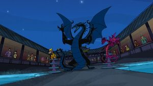 The dark dragon dd by lonelynightrain-d3gtf0c