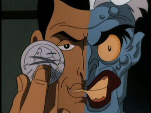 Two-Face (DC Animated Universe) 05