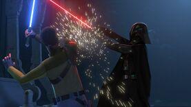 Vader slashes