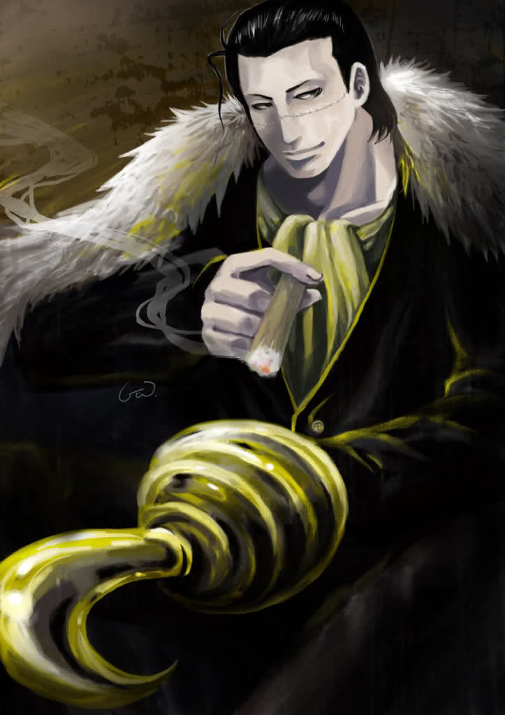 Crocodile (One Piece) | Villains Wiki | FANDOM powered by ...
