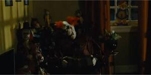 Amusement-clown