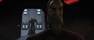 Count Dooku noisome