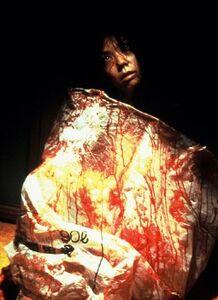 Kayako's corpse