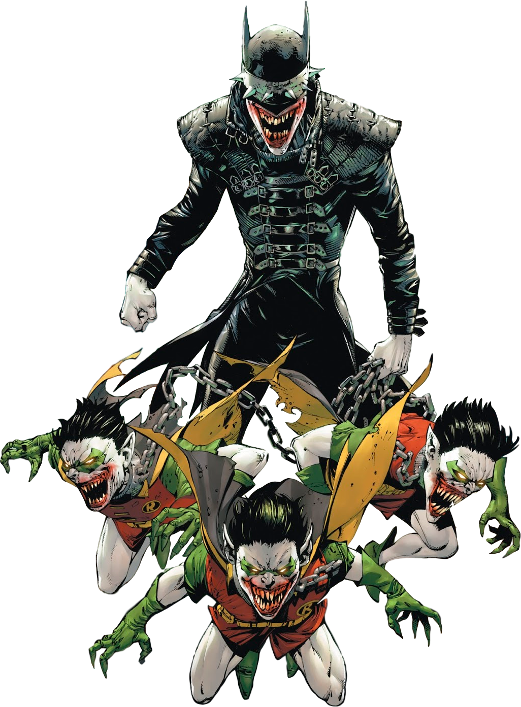 The Batman Who Laughs | Villains Wiki | FANDOM powered by Wikia