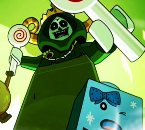Lich lego dimmensions
