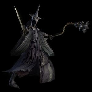 Lord of the Rings Witch King riderless