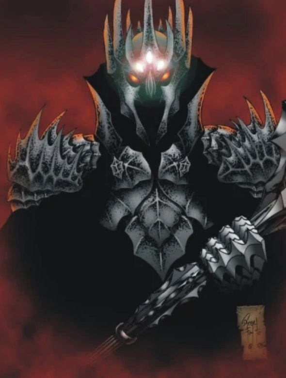 Morgoth Villains Wiki Fandom