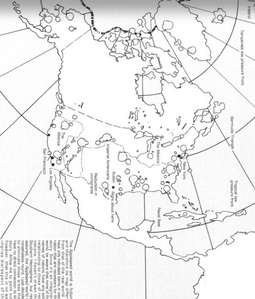 North America, Map (Appleseed Databook)