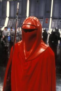 Red Imperial Guard