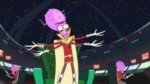 Rick and Morty Clip - Mind Fuck (S1 E4)
