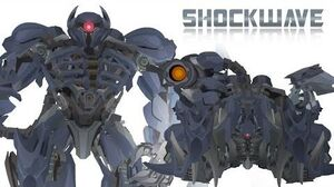 SHOCKWAVE - Transform Short Flash Transformers Series
