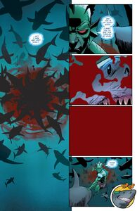 The Shark death