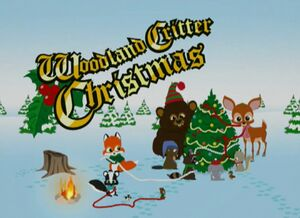 The Woodland Critter Christmas