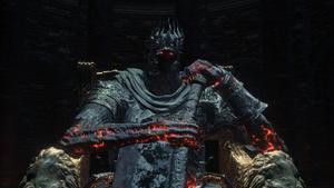 Yhorm Throne