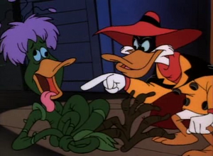 Bushroot and Negaduck 02