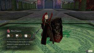 Flame Emperor Edelgard Model