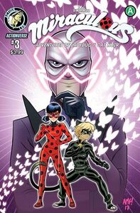 Miraculous Adventures Issue 3 Cover 1