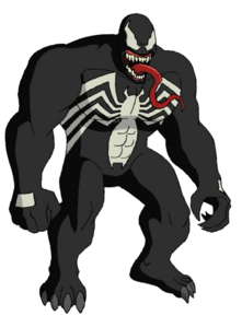 Mission Marvel - Venom