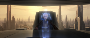 Palpatine hangs up