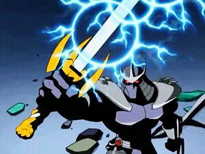 Shredder Sword of Tengu