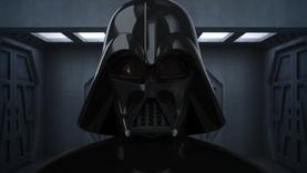 Vader entering