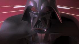 Vader glares