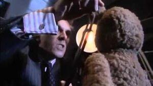 Alan B'Stard interrogates Mr Bear