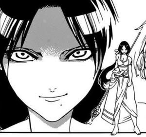 Arba in possession of Hakuei Ren