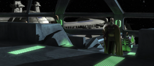 Count Dooku Separatist bridge
