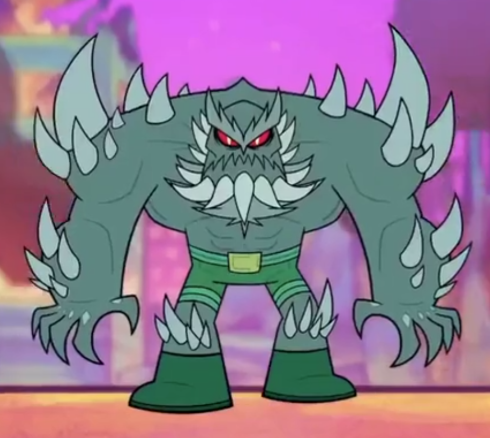 Doomsday Teen Titans Go Villains Wiki Fandom