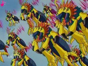 Flymon Army