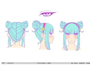 Girl character design 4
