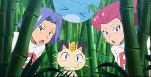 Jessie, James, Meowth and Wobbuffet (069)