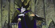Maleficent's Throne