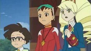 Megaman Star Force Episode 08 (English Sub)