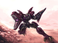 Megatron Beast Wars -2