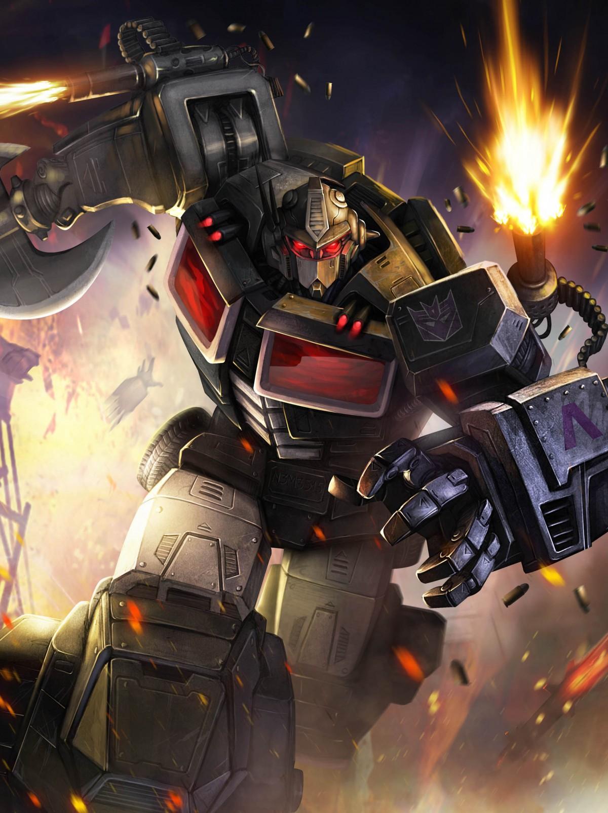 Nemesis Prime | Villains Wiki | FANDOM Powered By Wikia