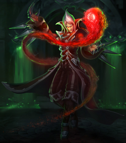 Patron Vladimir the Crimson Reaper